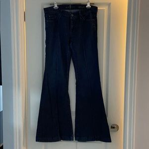 7 For All Mankind - super flare jeans - size 30